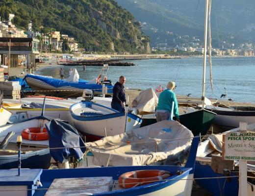 Evviva la Liguria e i nonni